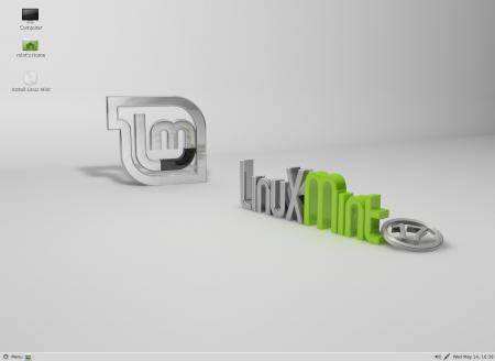 Linux Mint 17 mate